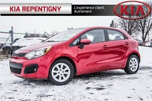 2013 Kia Rio5 LX+ w/ECO*BLUETOOTH*BANCS CHAUFFANTS*