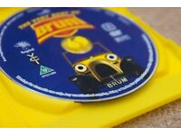 The Very Best of Brum Kids DVD