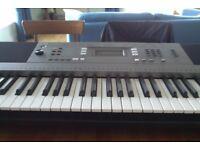 Brand new keyboard piano - Yamaha PSR E353