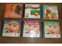 Children's Interative CD and DVDs