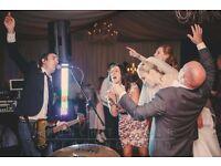 November 2016 Live Wedding Band Available
