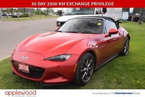 2016 Mazda MX-5 GT, ONE OWNER, SHOWROOM CONDITION