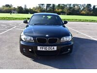 BMW 1 SERIES 120D M SPORTS STOP START 2010 5Dr 6SP MANUAL