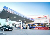 Forecourt Cashier/Sales Assistant based in Barton Cambridge