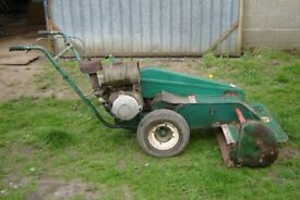 Ransomes Multimower Reel Cutter mower, 30 inch cut