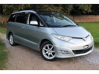 TOYOTA ESTIMA AERAS 2.4 AUTO 4WD 8 SEATER M.P.V PANORAMIC ROOF FRESH IMPORT DISABLED CHAIR
