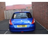Suzuki Swift SZ3 5door hatchback Petrol Manual Cat D