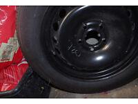 Michilin 205/60/R16 spare wheel for Renault Senic (2014)