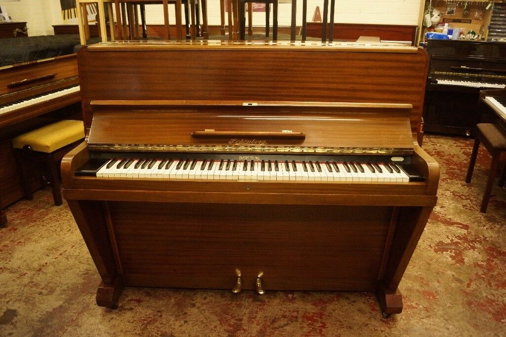 Vintage upright piano - Tuned & UK delivery