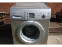 BOSCH 7KG WASHING MACHINE IN GOOD CLEAN WORKING ORDER & PAT TESTED