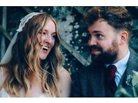 Creative, modern wedding photography