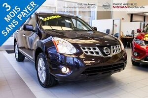2013 Nissan Rogue SL*AWD*CUIR*NAV*TOIT*Nouvel Arrivage*