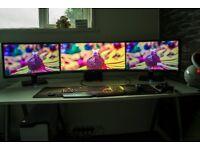 Triple Monitor Setup (Ultrawide)