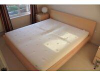 IKEA SULTAN Pocket Sprung Mattress - Medium-Firm (180cm W x 200cm L)