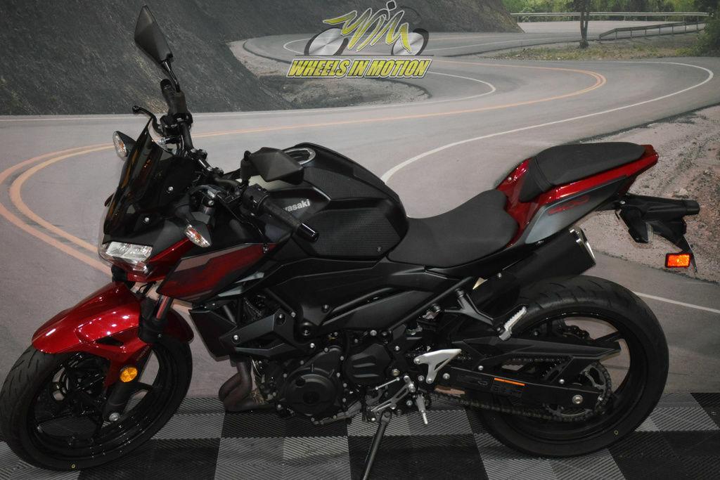 Thumbnail Image of 2019 Kawasaki Z400 ABS