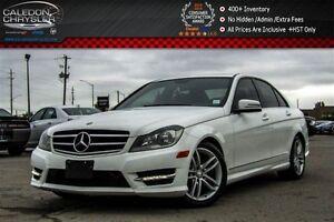 2014 Mercedes-Benz C-Class C 300|4Matic|Navi|Sunroof|Backup Cam|