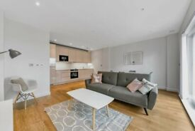 Two bed, two bath apartment on the 3rd floor of Newington House, Colindale Gardens NW9 £375PW - SA