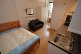 A newly refurbished bright and spacious studio located off Grays Inn Road, WC1N