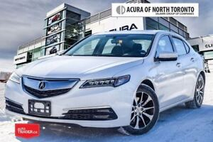 2016 Acura TLX 2.4L P-AWS Bluetooth| Back-Up Camera