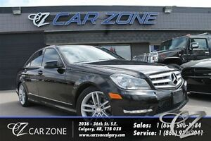 2012 Mercedes-Benz C-Class C250 4MATIC, LOW PAYMENTS