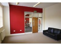 Downstairs Office nr Kelham Island/ City Centre