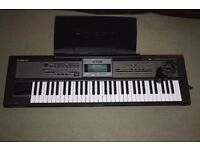 Roland E09 Keyboard, well used, much loved keyboard