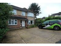 *A Six Bedroom Detached House Located In A Sought-After-Location