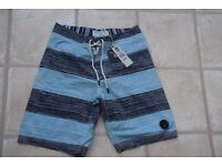 Brand New Saltrock Boardshorts - Size Medium