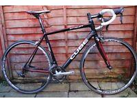 Cube Attempt 58cm road racing bike