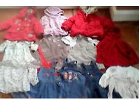 9-12mths Girl Winter clothes