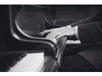Piano Lessons with Peter Lawson BA, MA (Music Performance)