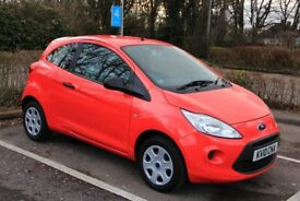2010 Ford Ka 1.2 Studio 3dr LOW MILEAGE