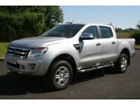 2015 Ford Ranger 3.2 Limited Manual 4x4 Crew Cab Pickup