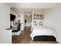 Stylish studio apartment available to let in SW8