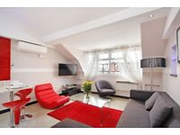 Super Luxury One bedroom apartment in Marylebone to rent Offers a great location and a garden !