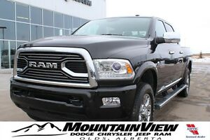 2016 Ram 2500 Laramie LIMITED! LOW KM!