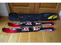 Salomon Miniverse 90 Ski Blades with Bag