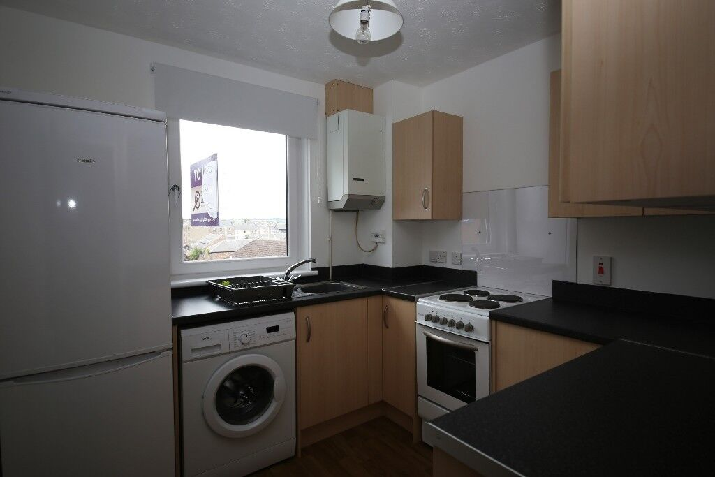 IMMACULATE 1 BEDROOM FLAT – Keats Place, Dundee