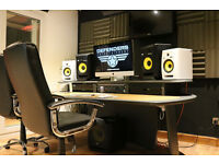 Music Recording Studio For Hire