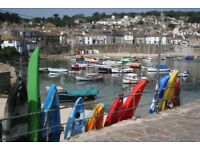 Mousehole, Cornwall - the loveliest village in England according to Dylan Thomas!