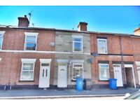 Immaculate 2 bed terrace home on Haig Street, Alvaston £450 pcm!!!