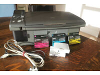 Epson Printer. Copier. Scanner.