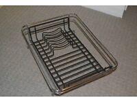 Small Kitchen Dish Rack £4