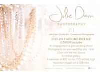 Half price wedding photography package!