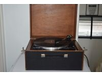 GOODSELL TYPE TG RECORD PLAYER/AMP/PITCH CONTROL CANBE SEENWORKING