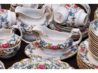 Dinner service 12 place setting