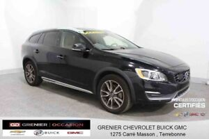 2015 Volvo V60 T5 AWD CROSS COUNTRY *CUIR TOIT OUVRANT