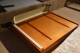 Wooden Traditional Guillotine / Paper Cutter Photo Cutter
