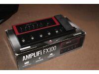 LINE 6 AMPLIFI FX100 GUITAR EFFECTS