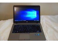 HP EliteBook Laptop 840 14 Inches, 16GB RAM 256GB SSD Windows 10, Warranty till December 2017